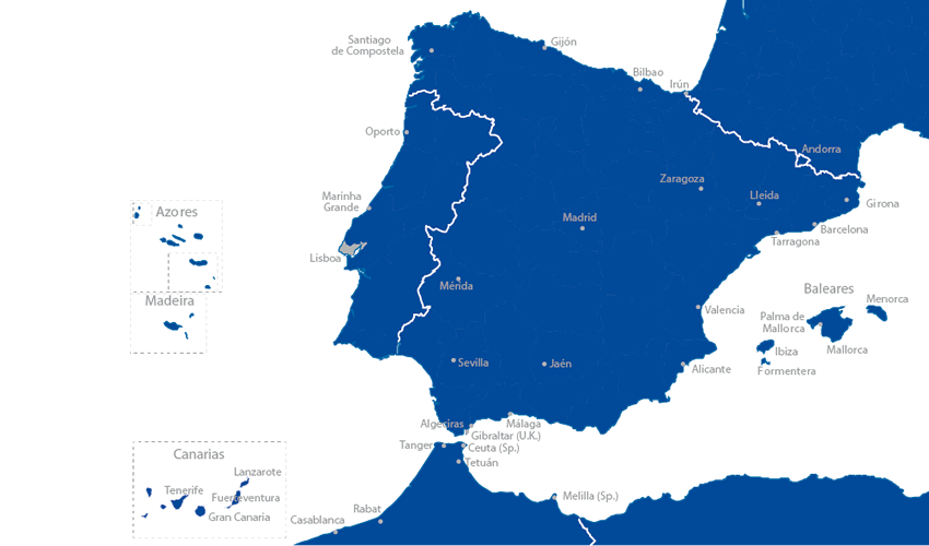 Madeira y Azores